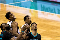 Charlotte Hornets beat Miami Heat Game Three Round 1 NBA Playoffs 2016