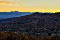 Carolina Mountain Sunset