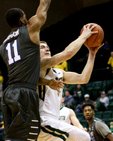 Charlotte 49ers men's basketball team loses to  Middle Tennessee Blue Raiders